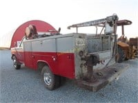 1982 Ford F350 Service Truck 93,160 miles