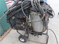 Predator brand cleaning system / steam cleaner