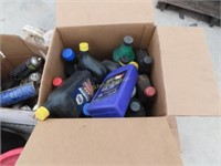 miscellaneous Automotive fluids, brake cleaner,