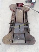 heavy-duty transmission jack