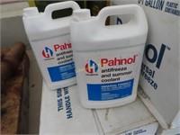 2 gallon Pahnol antifreeze and summer