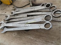 Craftsman standard wrenches