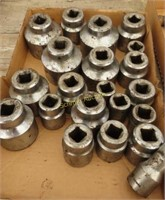 miscellaneous 3/4 inch Drive sockets