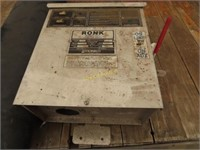 Muffler and Ronk electric box