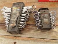 two sets tekton wrenches