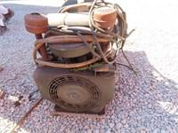 Miller portable arc welder aead - 200 l e gas