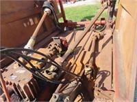 bush hog model 2615 PTO rotary mower