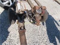Craftsman log splitter 12 and 1/2 ton Briggs &