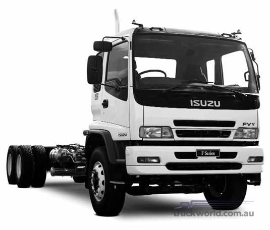 Isuzu FVY260-300 LWB