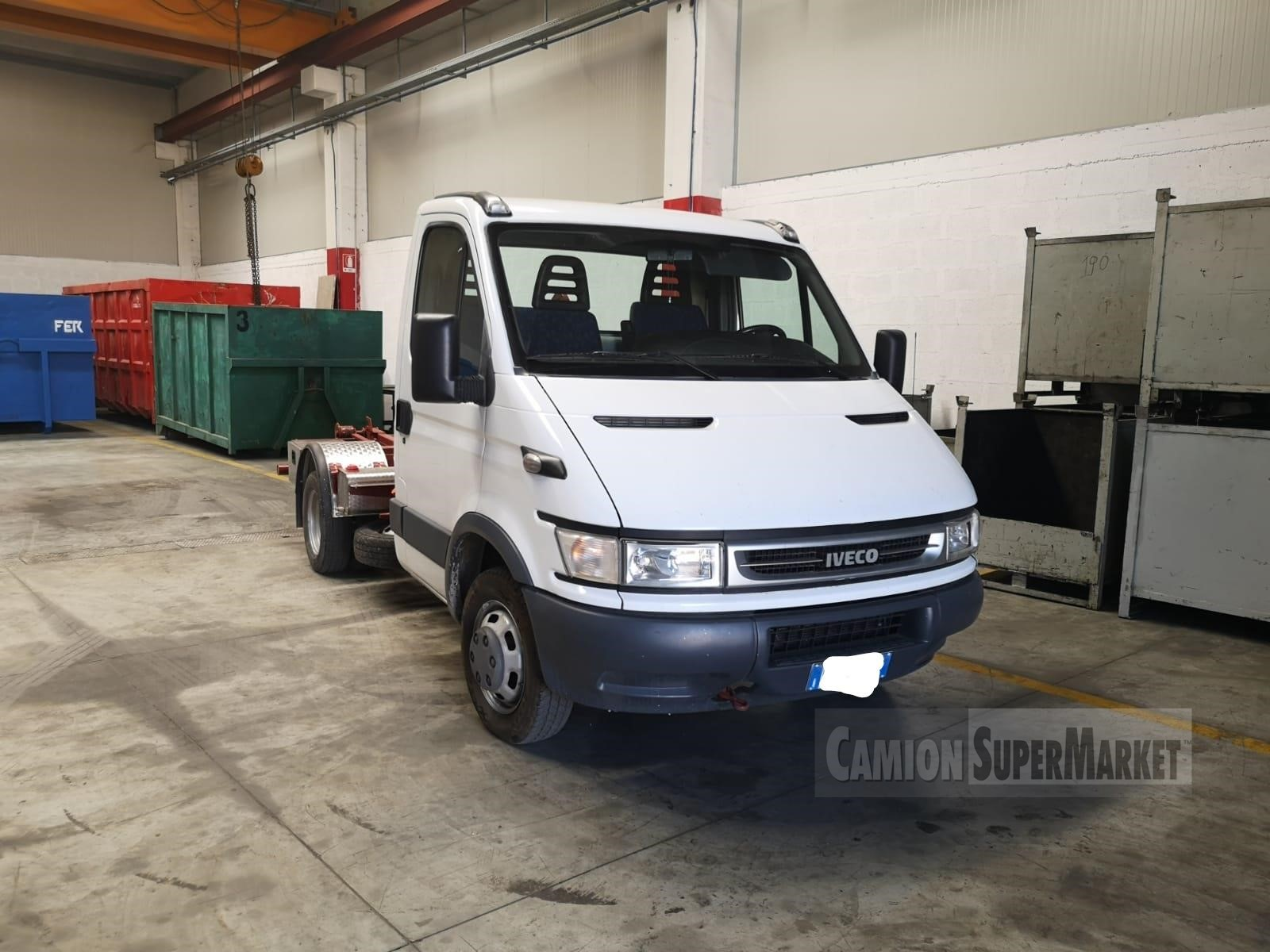 Iveco DAILY 35-10 used 2005