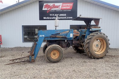 Ford 7810 Tractor For Sale 1 Listings Machinerytrader