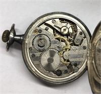 5 pocket watches.