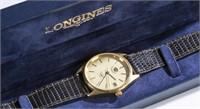Longines King Hussein bin Talal wristwatch.
