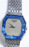 4 Longines wristwatches.