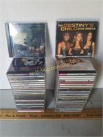 50- CD's