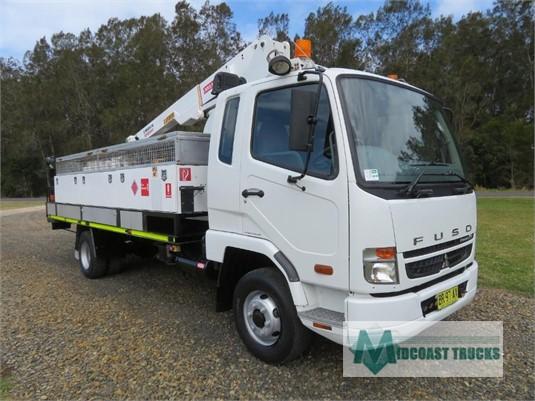 2009 Fuso Fighter 6 Midcoast Trucks - Trucks for Sale