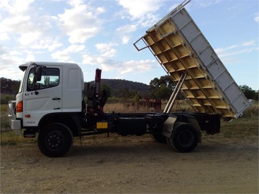 2008 Hino 500 Series 1322 GT 4x4 - Trucks for Sale