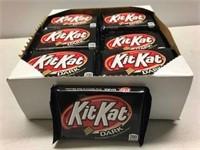 KitKat Dark, Box of 24, BB Oct. 2019