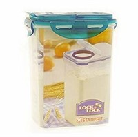 Lock & Lock 1.8L Container with Flip Top Teal Lid