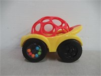 Bright Starts Oball Rattle and Roll Toy Car