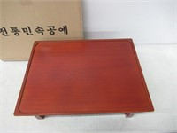 """As Is"" Excelife 86150 Multi Folding Wooden Korean"