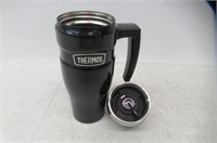 THERMOS Stainless King 16 Ounce Travel Mug with