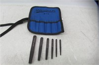 6-Pc JH Williams EXS-30 Screw Extractor Set