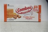 18-pk Combos Cheddar Flavor Pretzels