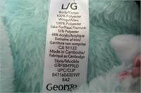 Be-You-Tiful LG Unicorn Adult Onesie George, LG