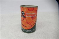 24-Pk Club Supreme Canned Food - Diced Carrots