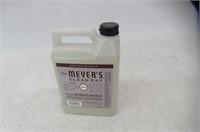 Mrs. Meyer's Dish Soap Refill, Lavender, 1.4
