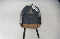 """Minecraft 17"""" Sword Adventure Backpack, Miner Grey"""