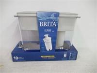 """As Is"" Brita UltraMax Water Filter Dispenser with"