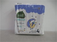 Seventh Generation Baby Size 4 Overnight Diapers