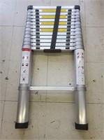 Pro Grade Telescopic Aluminium Ladder 16'