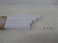 Original Light Filtering Pleated Paper Shade