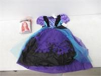 Halloween Dress Costume & Wig