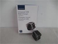 INSIGNIA USB WALL ADAPTOR 2.4 A