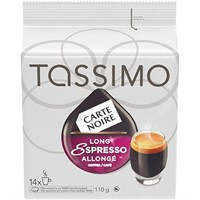 Tassimo Carte Noire Long Espresso Single Serve