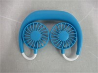 Morenitor Lazy Neck Fan, Portable USB Rechargeable