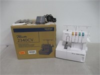 Brother 2340CV, Cover, Advanced Serger,