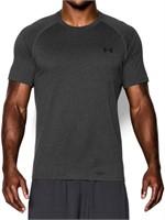 Under Armor Mens 2XL Heat Gear T-Shirt - Dark