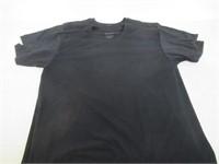 Gildan Mens LG 2 Pack T-Shirt - Black