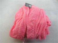 Hotel Spa Collection OS Herringbone Plush Robe -