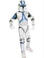 """Star Wars"" Kids Halloween Costume Size Small"