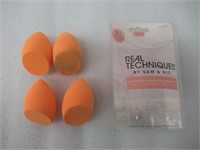 """As Is"" Real Techniques Miracle Beauty Sponge (Set"