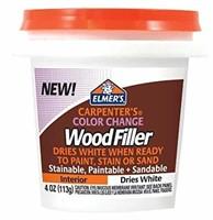 Elmer's E915 Carpenter's Color Change Wood Filler,