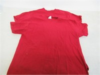 Gildan Mens M T-Shirts 2 Pack - Red