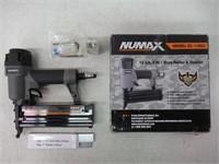 NuMax S2-118G2 18-Gauge 2-in-1 Brad Nailer and