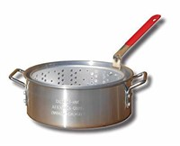 King Kooker KK2 9-Quart Aluminum Fry Pan with